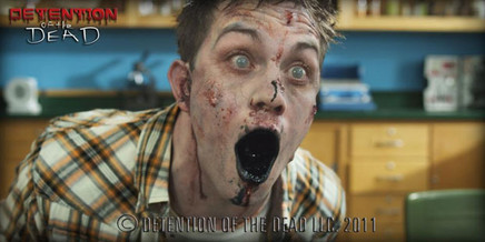Detention of the Dead zombie