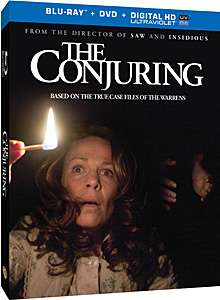 The Conjuring Arrives on Blu-ray, DVD and Digital Download on Oct. 22