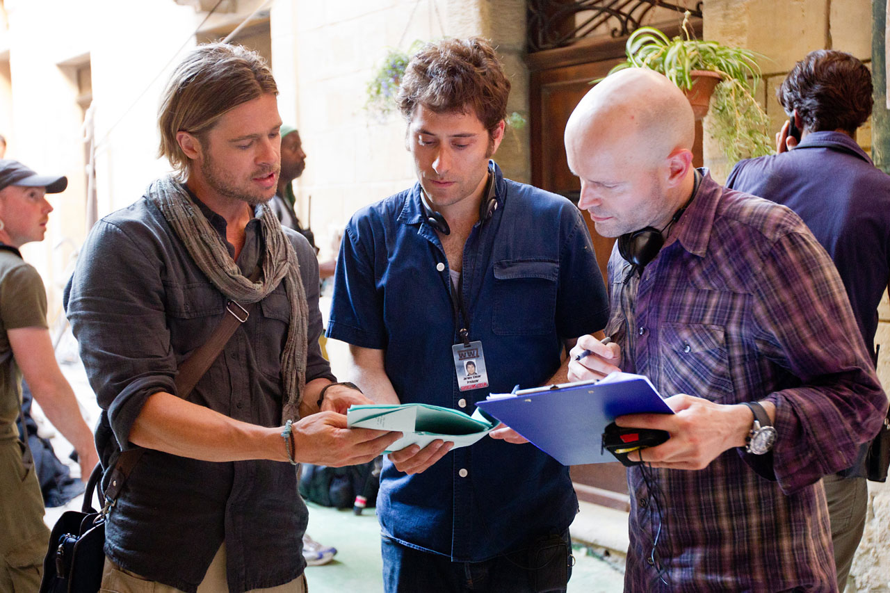 Director Marc Forster on World War Z's New Extended Home ...