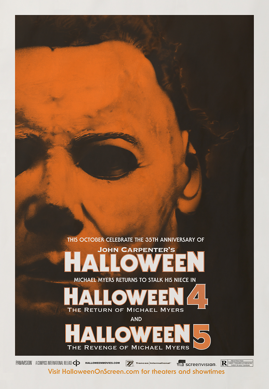 Halloween 2020 Showtimes Vb Michael Myers Returns to Theaters This October   ComingSoon.net