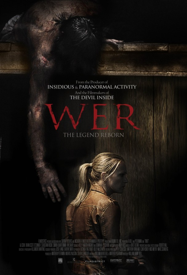 Trailer Debut for Wer, from the Director of The Devil Inside
