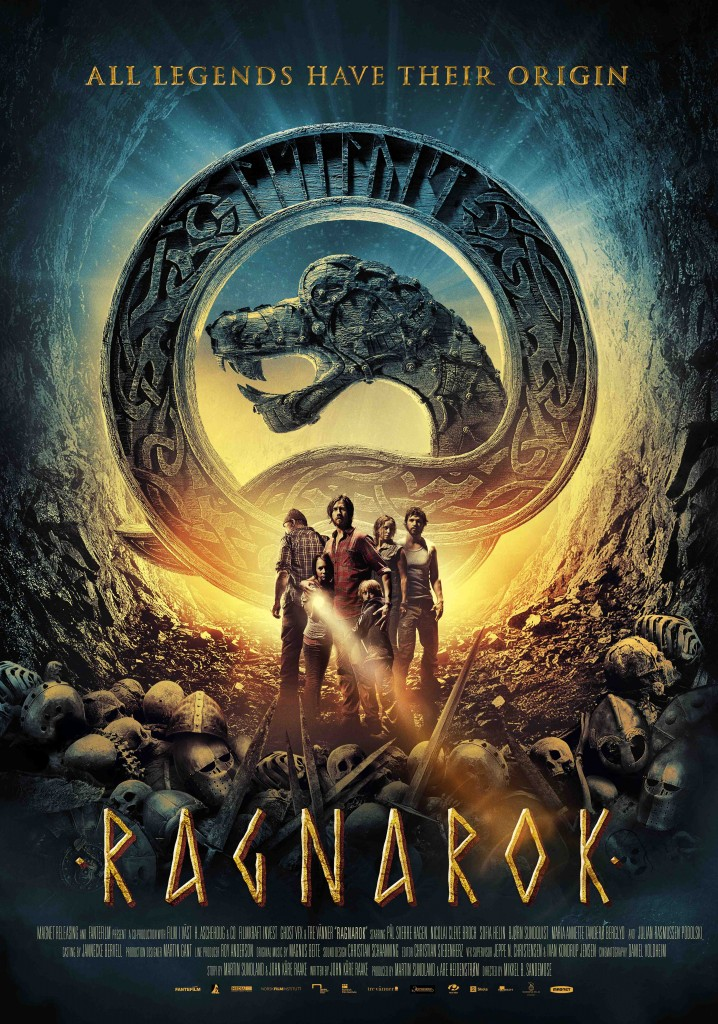 The Official U S  Poster & Release Date for Ragnarok