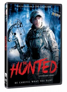 The Hunted DVD