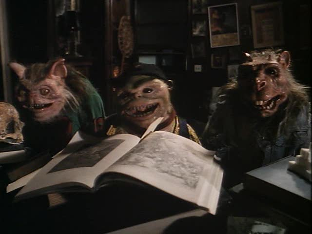 Straight From The Crapper The Ghoulies Series