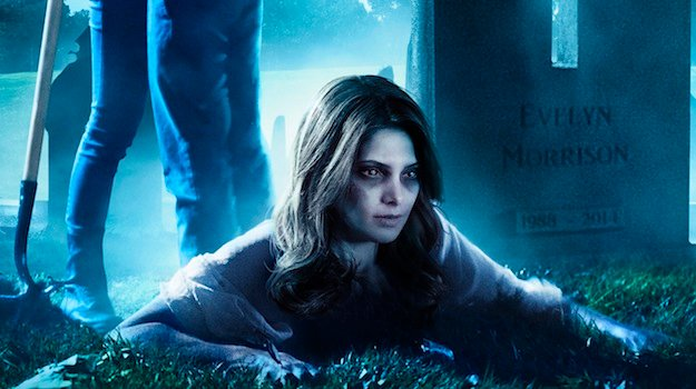 Check out the new Burying the Ex poster!