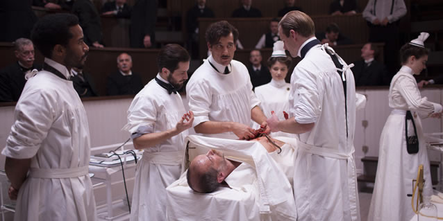The Knick, episode one review