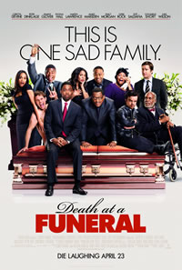 'Death at a Funeral' Movie Poster