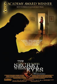 'The Secret in Their Eyes' Movie Poster