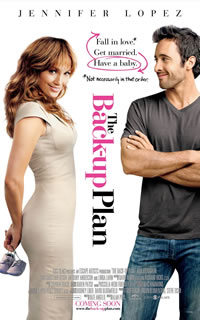 'The Back-Up Plan' Movie Poster