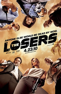 'The Losers' Movie Poster