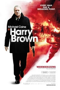 'Harry Brown' Movie Poster