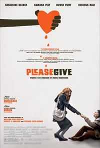 'Please Give' Movie Poster