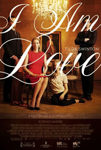 'I Am Love' Movie Poster
