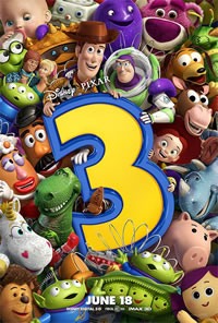 'Toy Story 3' Movie Poster