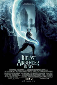 'The Last Airbender' Movie Poster