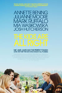 'The Kids are All Right' Movie Poster