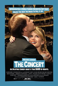 'The Concert' Movie Poster