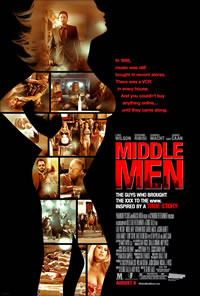 'Middle Men' Movie Poster