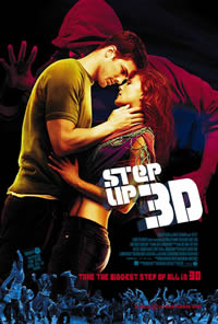 'Step Up 3D' Movie Poster