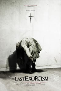 'The Last Exorcism' Movie Poster