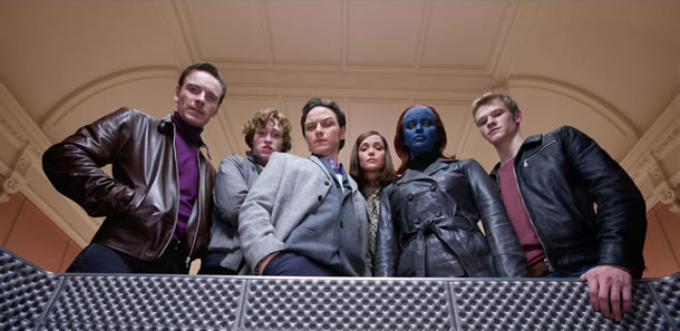 There are several X-Men films on the Jennifer Lawrence movies list.