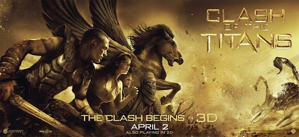 Clash of the Titans 3 script is being written