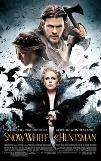 Snow White and the Huntsman trailer and poster