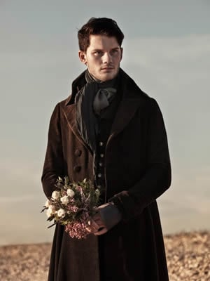 Jeremy Irvine as Pip in Great Expectations