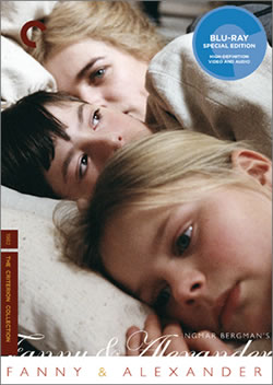 Fanny and Alexander Criterion Collection Blu-ray Review
