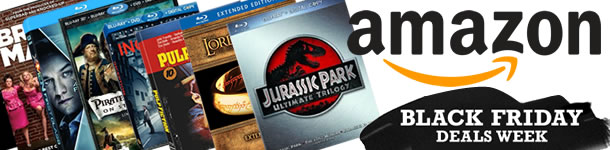 Amazon.com Black Friday 2011 Blu-ray and DVD Deals