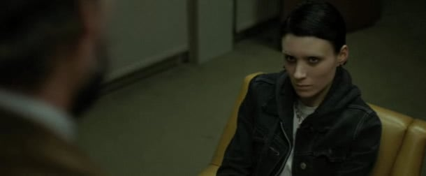 The Girl with the Dragon Tattoo 8 minute trailer