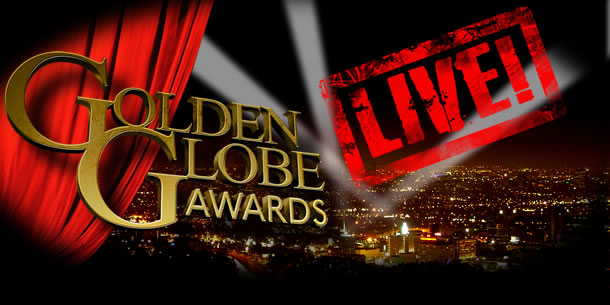 2012 Golden Globe Awards Live Blog: Winners and Commentary