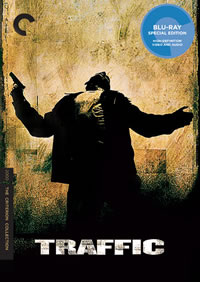 Traffic (Criterion Collection) on DVD Blu-ray today