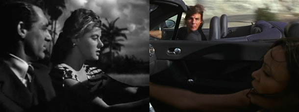Notorious vs. Mission Impossible 2