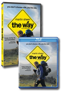 The Way on DVD Blu-ray today