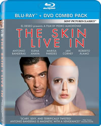 The Skin I Live In on DVD Blu-ray today