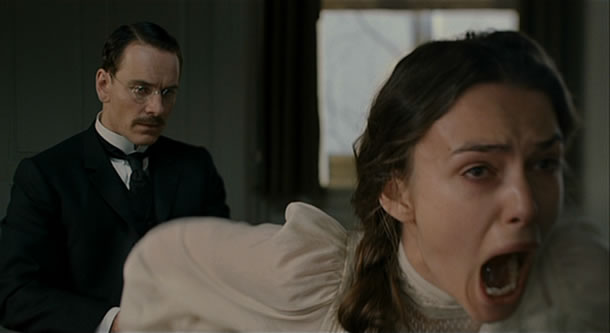 Nine Things I Learned Listening to David Cronenberg's 'A Dangerous Method'  Blu-ray Commentary - Page 2 of 2 - ComingSoon.net