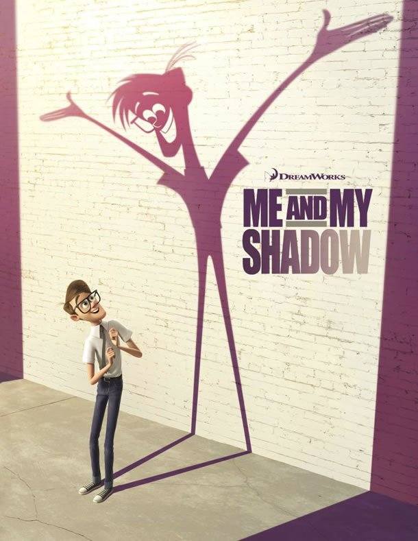 Me and My Shadow movie poster