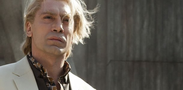 Silva in Skyfall (2012) is an incredible supervillain.