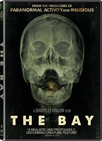 The Bay on DVD Blu-ray today