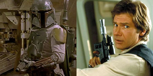 Boba Fett and Han Solo Star Wars spin-offs