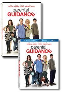 Parental Guidance on DVD Blu-ray today