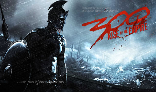 New 300: Rise of an Empire Pictures