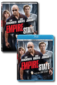 Empire State on DVD Blu-ray today