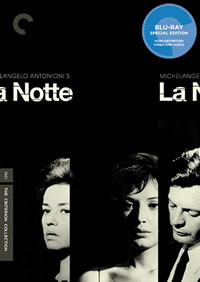 La Notte (Criterion Collection) Blu-ray Review