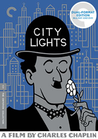 City Lights (Criterion Collection) on DVD Blu-ray today