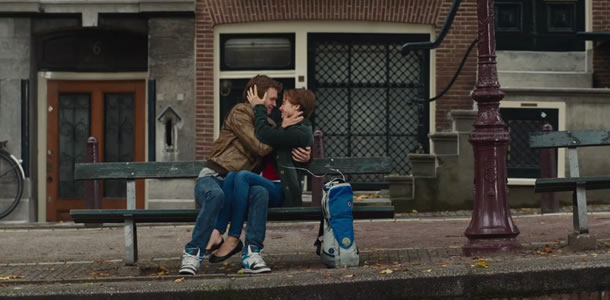 The Fault in Our Stars movie trailer