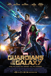 Guardians of the Galaxy box office results