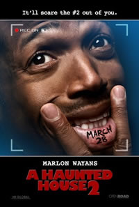 A Haunted House 2 on DVD Blu-ray today