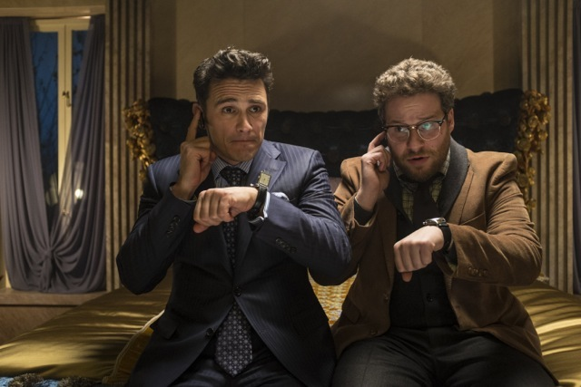 Sony is Digitally Altering Rogen and Franco's Kim Jong-un Assassination Comedy 'The Interview'